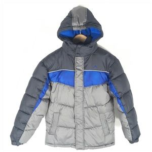Boys Winter Cold Weather Coat with Hood Med 8/10